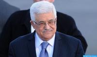 محمود عباس يبحث مع جوزيف بوريل آخر التطورات بالأراضي الفلسطينية