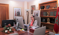 """السيدة بوشارب تدعو إلى تعزيز التعاون بين الدول الأعضاء في مؤسسة """"شلتر إفريقيا"""""""