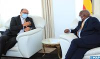 المغرب وأوغندا.. تدارس سبل تعزيز التعاون الثنائي