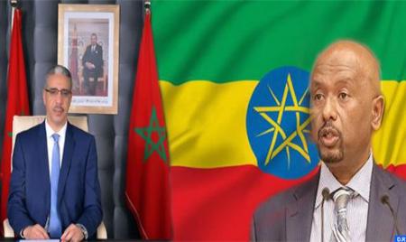 المغرب وإثيوبيا يبحثان سبل تسريع جهود تنزيل الائتلاف للولوج إلى الطاقة المستدامة