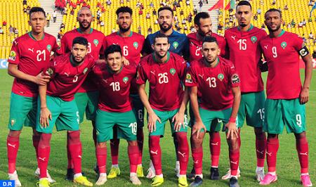 المنتخب المغربي يتفوق على زامبيا ( 3-1 ) و يبلغ دور النصف