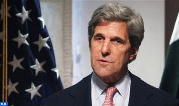 Tête-à-tête Talks with HM the King 'Very Comprehensive' (John Kerry)