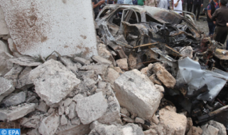 Mortar Shell Fired on Eastern Tripoli: Moroccan Killed, Consulate