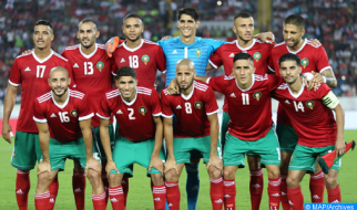 FIFA Ranking: Morocco Remains in 43rd Spot