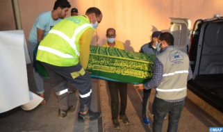 Bodies of two Moroccan Truckers killed in Mali Arrive in Agadir
