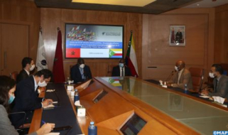 Comoros Wish to Benefit from Morocco's Support to Promote Investment in Promising Sectors
