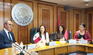 Morocco, Mexico Pledge to Give New Impetus to Parliamentary Cooperation