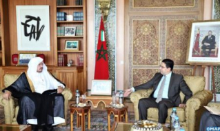 FM Holds Talks in Rabat with Chairman of Saudi Shura Council