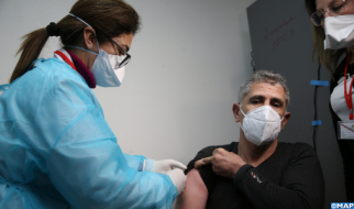COVID-19: Morocco Records 1,583 New Cases, Over 18.1 Mln Fully Vaccinated People