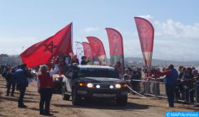 Rallye du Maroc: Saudi Yazeed Al Rajhi Wins Fourth Stage