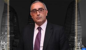 Azerbaijan Best Awards Granted to Moroccan Ambassador in Baku
