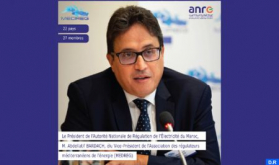Abdellatif Bardach Elected Vice-President of Association of Mediterranean Energy Regulators
