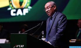 FIFA Bans CAF President for Five Years