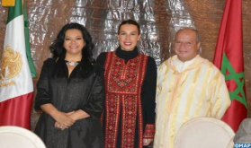 Morocco's Cultural Heritage Displayed in Mexico