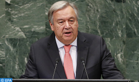 UN Chief Appeals for Global Solidarity to Overcome Covid-19