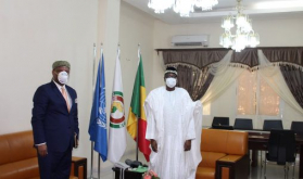 Moroccan Ambassador to Bamako Received by Malian FM