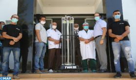 Moroccan Company Develops UV Disinfecting Devices