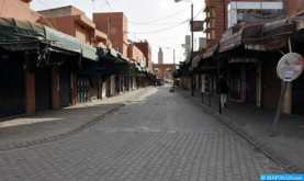 Ouarzazate Province: Relaxation of Restrictive Measures