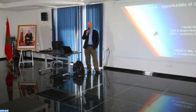 Swiss Astronaut Claude Nicollier Commends Potential of Morocco's Aviation Industry