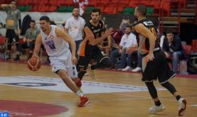 Dubai International Basketball Championship (Gr A): AS Salé Edge Lebanese Hoops (88-84)