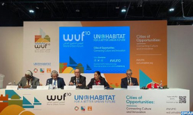 Morocco's Experience in Enhancing Cities' Cultural Heritage Highlighted at World Urban Forum in Abu Dhabi