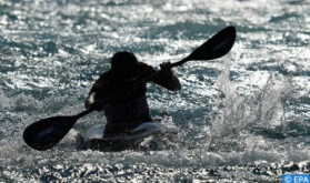 Tokyo 2020 Olympic Games (Canoe Slalom): Moroccan Soudi Mathis Qualifies for Semi-finals