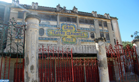 Spanish Government Approves Irrevocable Donation to Morocco of Gran Teatro Cervantes of Tangier