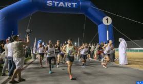 Moroccan Runners Triumph in Dubai 10K NAS Run
