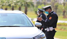 State of Health Emergency: Police Launch Mobile Application for Control and Monitoring of Citizens' Movements