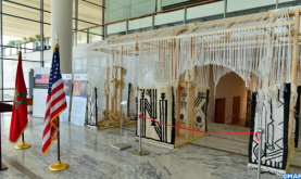American Legation Exhibition Kicks Off in Rabat