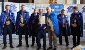"European Innovation Fair ""Euroinvent"" in Romania: Morocco Wins Three Gold Medals"