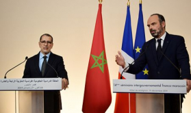 Head of Govt. Highlights in Paris Excellent Relations Between Morocco and France