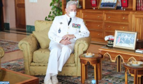 Loudyi Receives Chief of Staff of French Armies