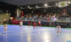 6th Futsal Africa Cup of Nations Kicks off in Laayoune