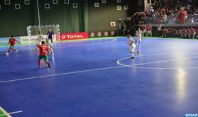 CAN Futsal in Laayoune (Gr. A): Morocco Defeats Libya 3-0