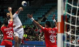 African Men's Handball Championship: Morocco Loses to Tunisia (24-31)
