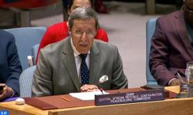 Moroccan Ambassador Omar Hilal Reports to UN Security Council on his Recent Visit to Bangui