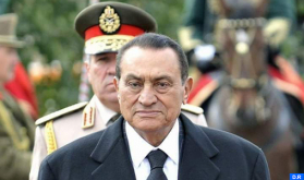 Former Egyptian President Mubarak Dies Aged 91