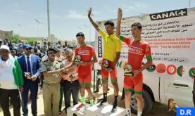 Morocco Wins International Cycling Tour of Mauritania 2020