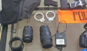 Casablanca: Two Individuals Arrested for Identity Theft and Dissemination of Violent Digital Content (Police)