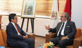 MAP DG Meets with Philippine Ambassador to Morocco