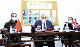 Khalil Gibran School and British OGHSI School Ink MoU