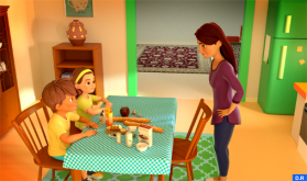 """Launch of """"Lina & Adam"""", New 3D Animation Series Made in Morocco"""