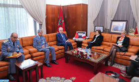 Minister Delegate for National Defense Administration Holds Talks in Rabat with French Armed Forces Minister