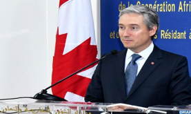Morocco and Canada Share Common Values and Principles Enabling Them To Work Together, Canadian FM
