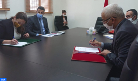 MCA-Morocco, INDH National Coordination Sign Partnership Agreement