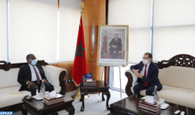 Head of Govt. Holds Talks with Cote d'Ivoire ESEC President
