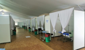 Covid-19: Inauguration of New Medical Care Unit in Tangier
