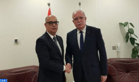 Palestine Reaffirms Support for Morocco's Territorial Integrity