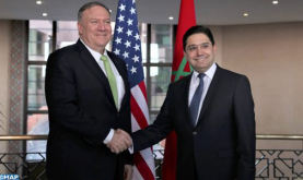Morocco, U.S. Collaborate Closely on Several Bilateral, Regional and International Issues (FM)